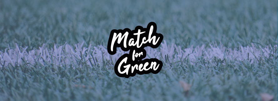 Match for green