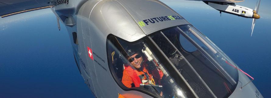 Les débuts de Solar Impulse