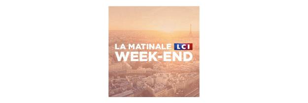 La matinale Week-end LCI