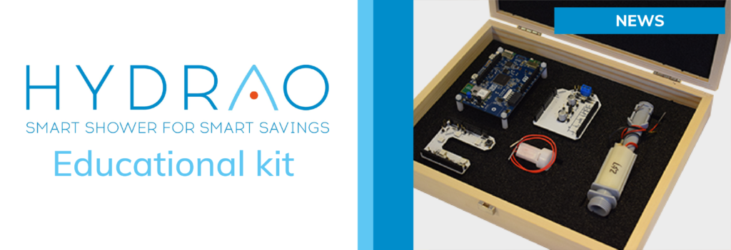 HYDRAO releases an educational kit to serve new lessons in engineering sciences